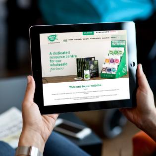 Probiotic Foods Wholesale Website