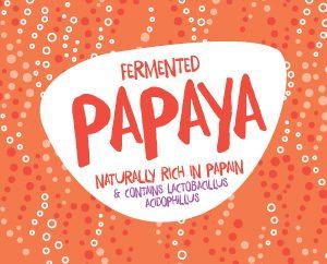 fermented papaya