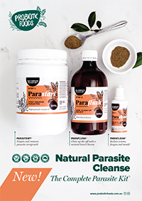Probiotic Foods The Complete Parasite Kit