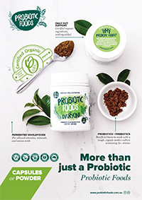 Probiotic Foods Everyone Blend