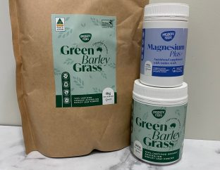 Green Barley & Magnesium